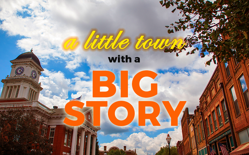 little town, big story
