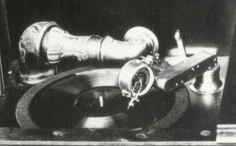 5. First Tone Arm 1916