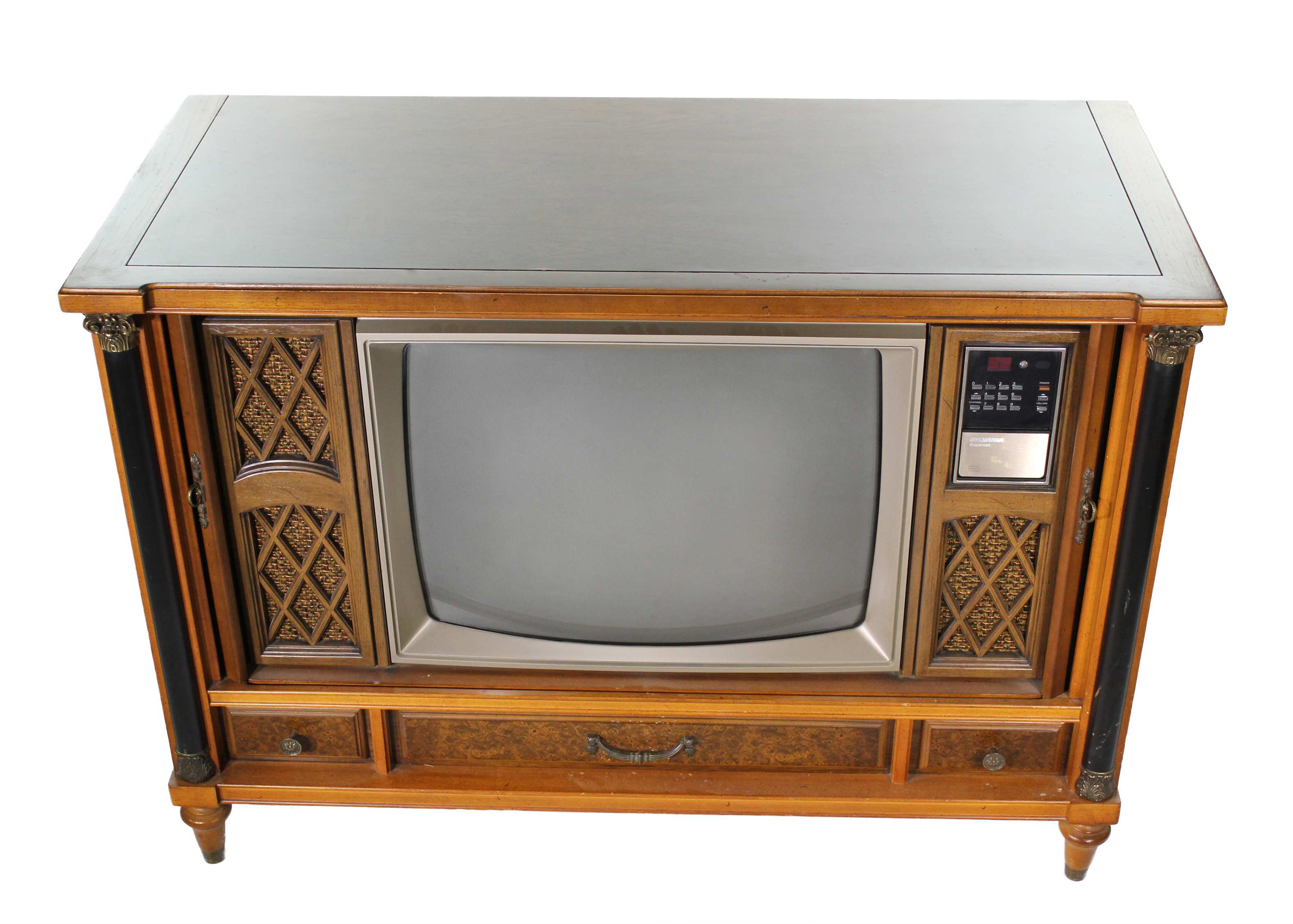 1968 Color Converted TV