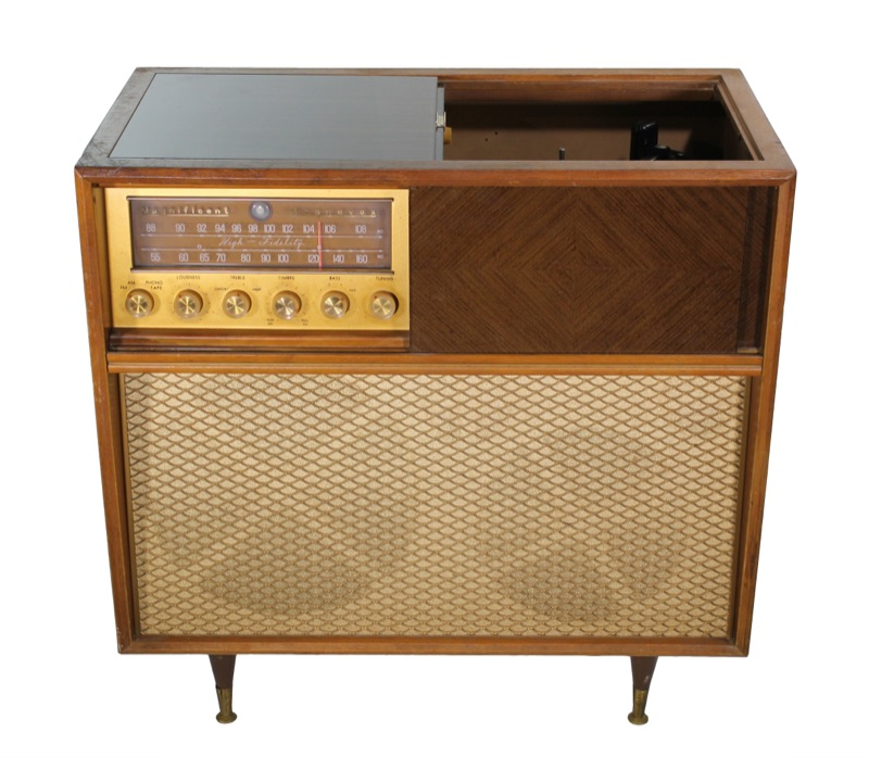 1956 Radio/Record Player