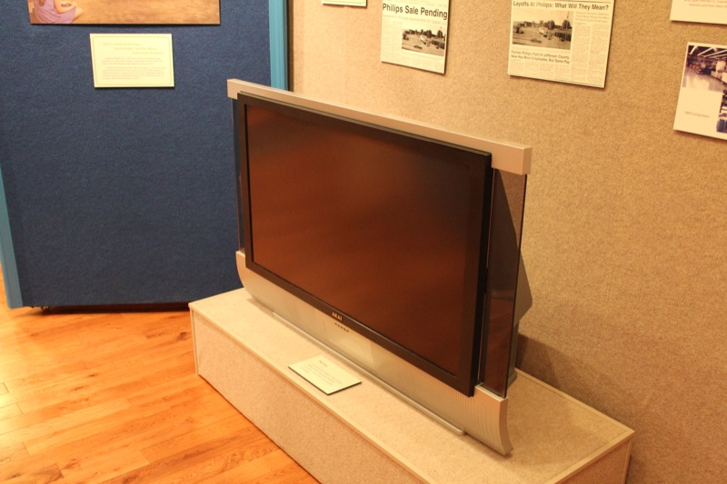33. Last TV made in America 2005